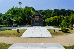 Japanese Temple Stock Photo