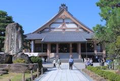 Japanese temple Takayama Royalty Free Stock Photos