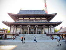 Japanese temple Royalty Free Stock Photography