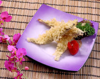 Japanese tempura Stock Image