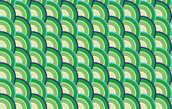 Japanese Texture Green royalty free illustration