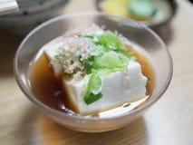 Japanese tofu Royalty Free Stock Images