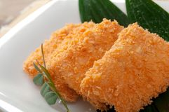 Japanese Tonkatsu, pork cutlet Stock Photography