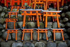 Japanese tori souvenir Royalty Free Stock Photography