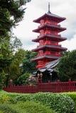 Japanese Tower Royalty Free Stock Photos