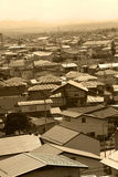 Japanese Town Royalty Free Stock Image