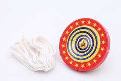 Japanese toy koma Royalty Free Stock Images