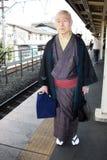 Japanese tradition stock photo