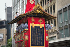 Japanese Traditional Festival Royalty Free Stock Photos