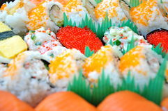 Japanese traditional food Stock Images