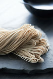 Japanese traditional noodle stock photography