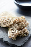 Japanese traditional noodle royalty free stock image