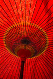 Japanese Traditional Umbrella Detail Stock Photos