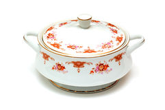 Japanese tureen Stock Images