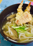 Japanese udon Stock Photo