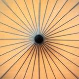 Japanese umbrella Royalty Free Stock Image