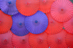Japanese Umbrella Royalty Free Stock Photography