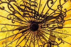 Japanese Umbrella Stock Images