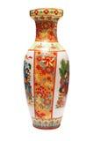 Japanese vase Stock Image