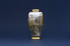 Japanese vase Royalty Free Stock Image