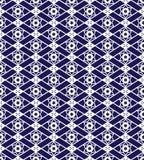 Japanese vector seamless pattern Royalty Free Stock Photos