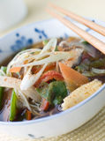 Japanese Vegetable Soup Stock Images