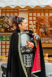 Japanese vendor  at a nagoya Casle Fair Royalty Free Stock Images