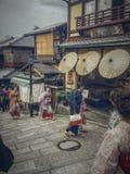 Japanese village Royalty Free Stock Photography