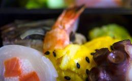 Japanese Vinegared Starter Dises, Sunomono Stock Images