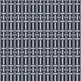 Japanese vintage bamboo crossing pattern Stock Image
