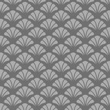 Japanese vintage fan pattern Stock Photos