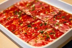 Japanese wagyu beef Stock Photo