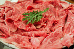 Japanese Wagyu Beef Royalty Free Stock Image