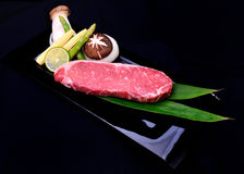 Japanese wagyu Royalty Free Stock Images