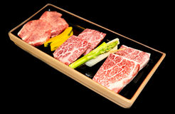Japanese wagyu Stock Images