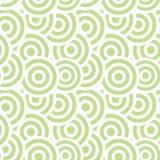 Japanese wave oriental seamless pattern. Stock Image