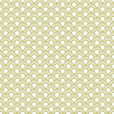 Japanese wave oriental seamless pattern. Stock Photos
