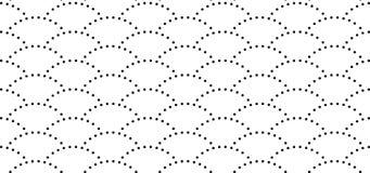 Free Japanese Wave Seamless Pattern, Seamless Dots Print, Seamless Ba Royalty Free Stock Photos - 110451368
