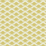 Japanese waves seamless pattern Royalty Free Stock Photo