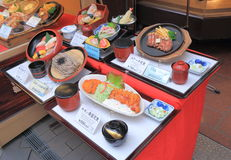 Free Japanese Wax Food. Royalty Free Stock Images - 43155789