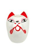 Japanese wolf mask Stock Photography