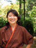 Japanese women Stock Photography