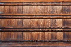 Japanese Wood Panel Royalty Free Stock Image
