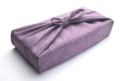Japanese wrapping cloth Royalty Free Stock Images