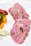 Japanese yakiniku wagyu beef stock images