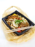 Japanese Yakisoba Stock Photo