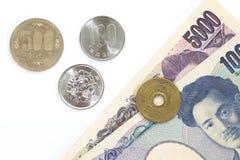 Japanese yen Stock Photos