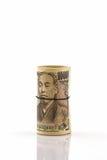 Japanese Yen banknotes. Royalty Free Stock Photos