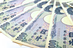 Japanese 1000 Yen Stock Photography