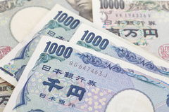 Japanese Yen Royalty Free Stock Photography